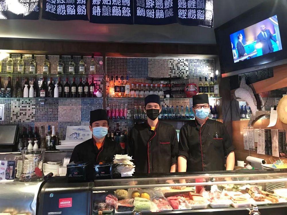 Sumo Sushi And Hibachi: 28 Columbus Ave, Tuckahoe, NY