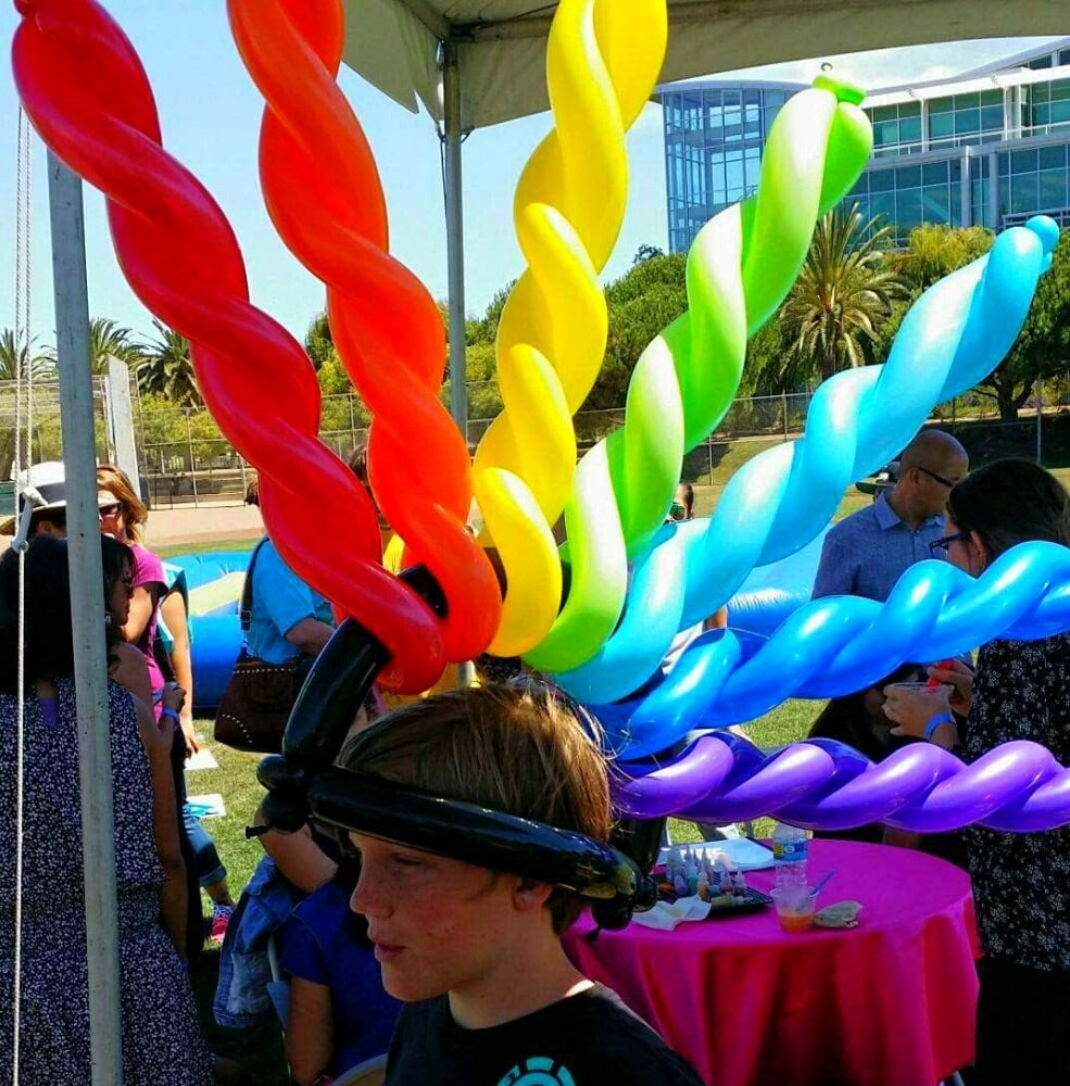 A new twist balloons and face painting 289 photos 236 for Painting with a twist san diego