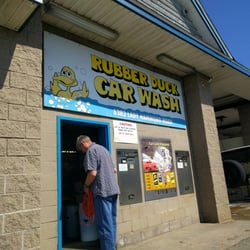 Rubber duck car wash carpet cleaning car wash north end photo of rubber duck car wash halifax ns canada sunny day for solutioingenieria Image collections