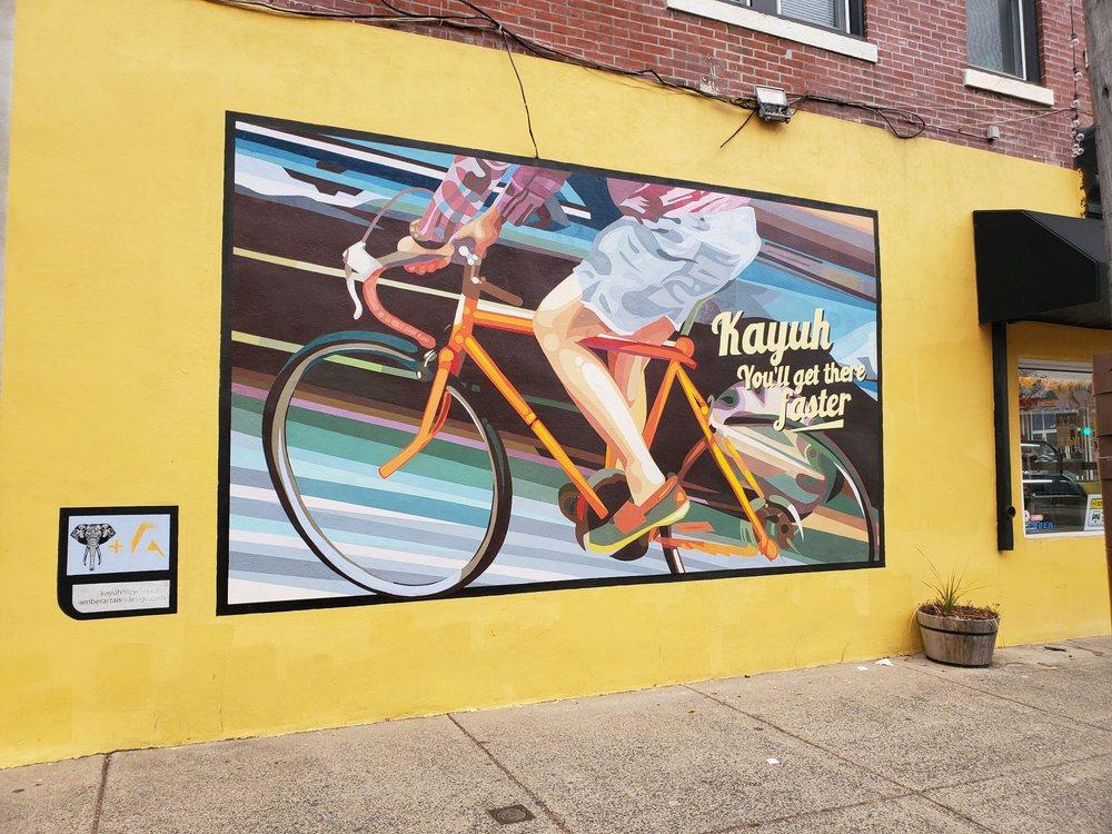 Kayuh Bicycles & Cafe