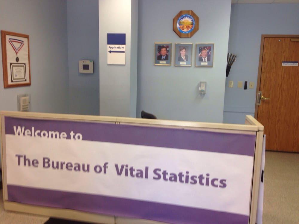 Ohio Department of Health- Office of Vital Statistics
