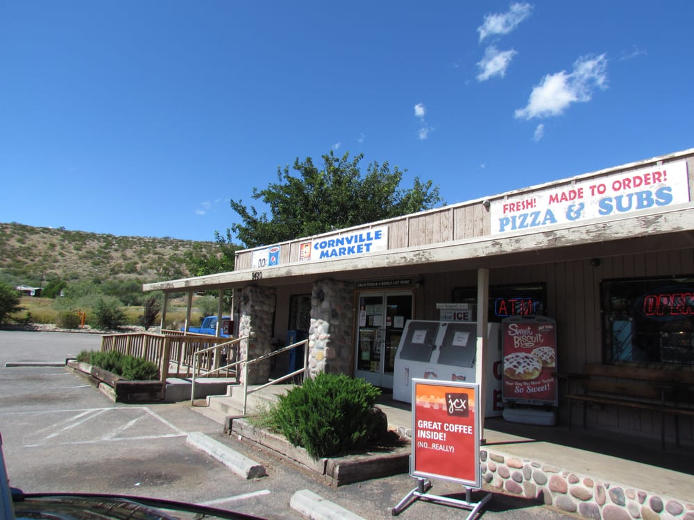 Cornville Market: 9420 E Cornville Rd, Cornville, AZ