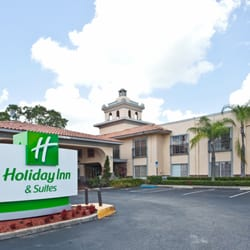 Photo Of Holiday Inn Hotel Suites Tampa N Busch Gardens Area