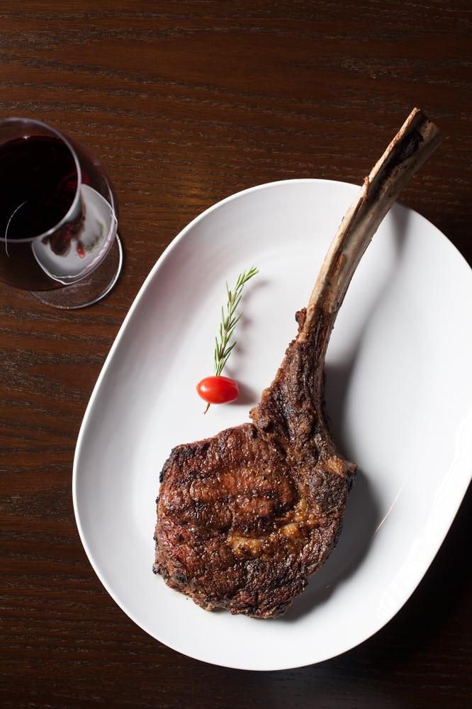 The Pines Modern Steakhouse: 777 San Manuel Blvd, Highland, CA