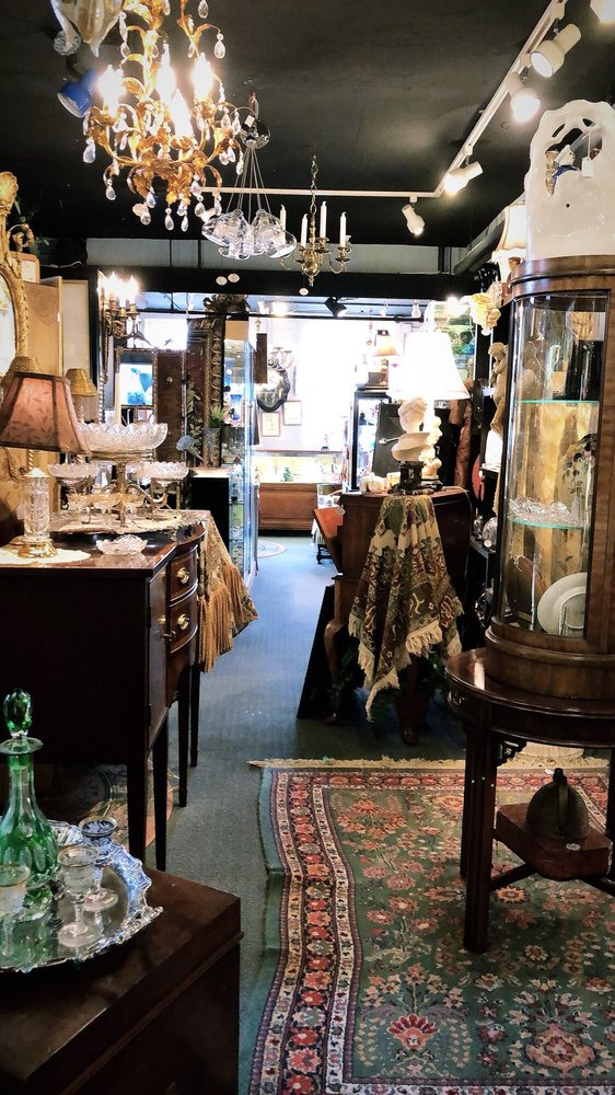 Antiques Bel Air: 1758 Hennepin Ave, Minneapolis, MN