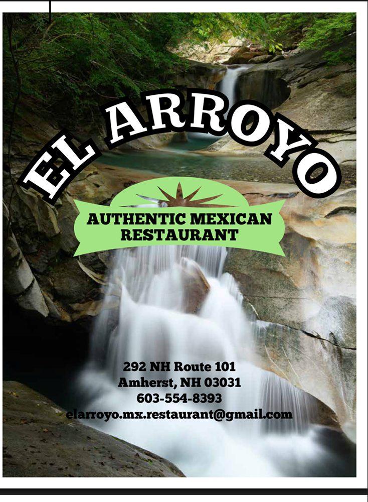 El Arroyo Mexican Restaurant: 292 NH - 101, Amherst, NH