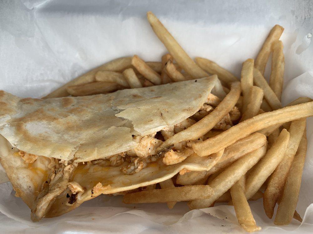 Mi Vallerta Mexican Speedy Food: 1006 W Main St, Gaylord, MI