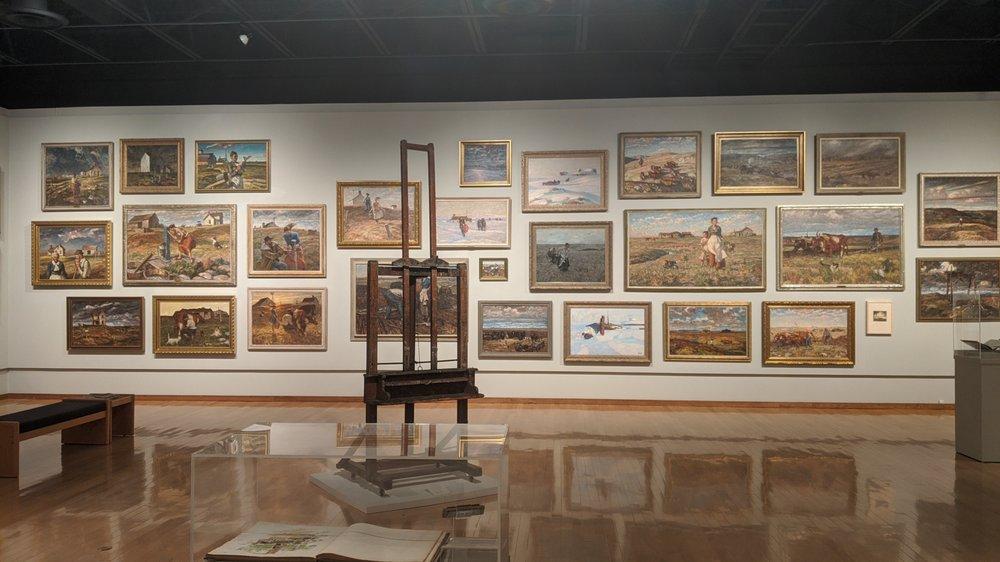 South Dakota Art Museum: 1036 Medary Ave, Brookings, SD