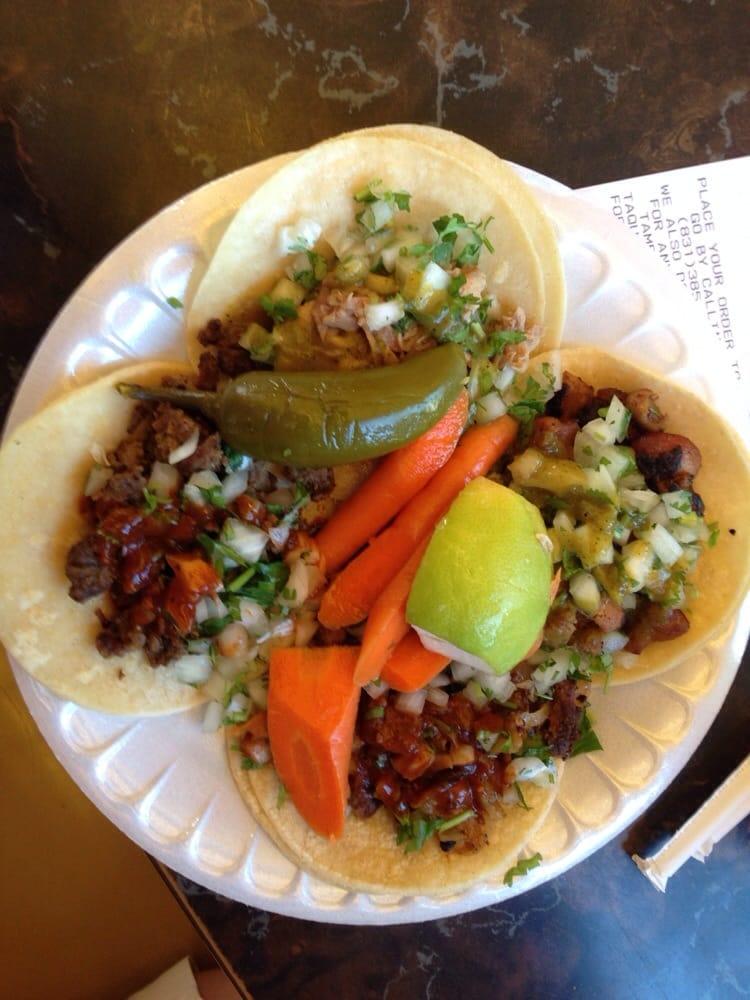 Tacos La Potranca De Jalisco: 201 Broadway St, King City, CA