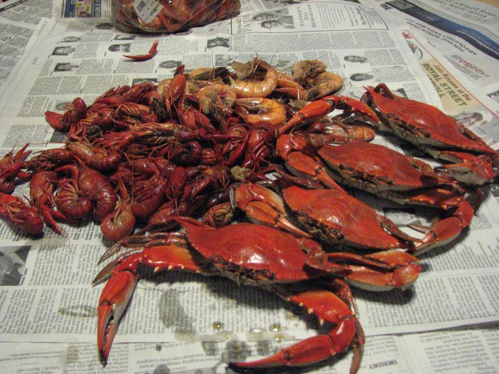 Crawfish, Shrimp & Crabs - Yelp