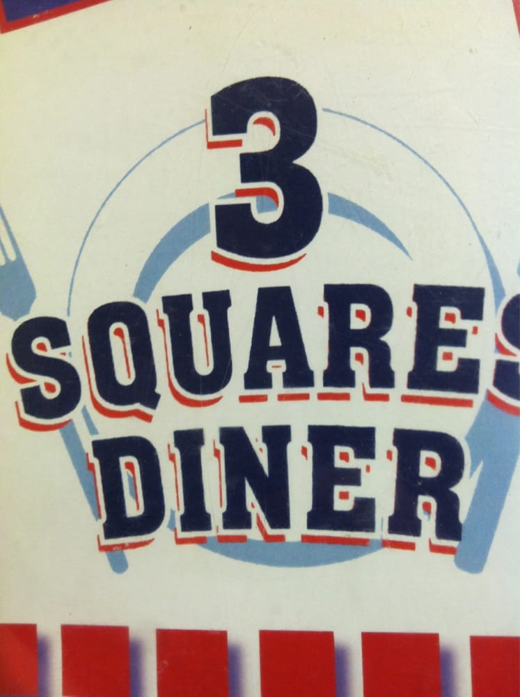 3 Squares Diner: 401 E 3rd St, Donalsonville, GA