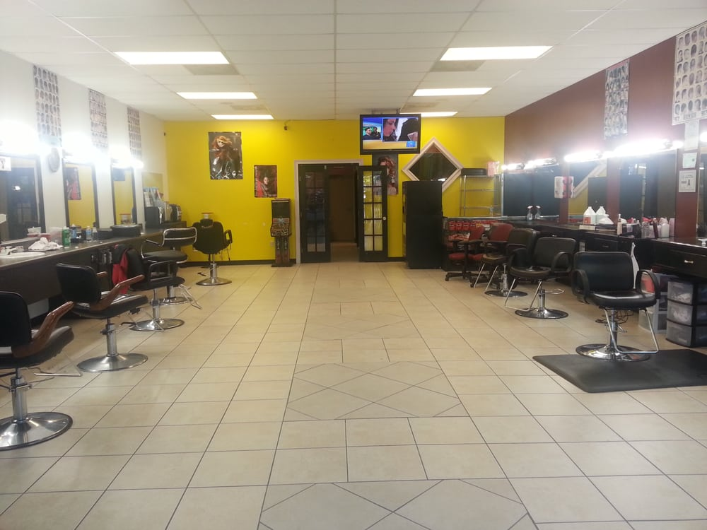 La skina barbershop beauty salon hairdressers 6823 for Starmount motors south blvd