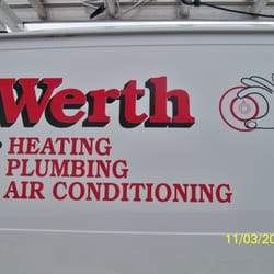 Photo Of Werth Heating Plumbing Air Conditioning Hays Ks United States