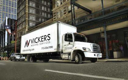 Vickers Moving Service