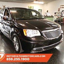 Motorvation Motor Cars Photos Reviews Car Dealers - Chrysler dealership lexington ky