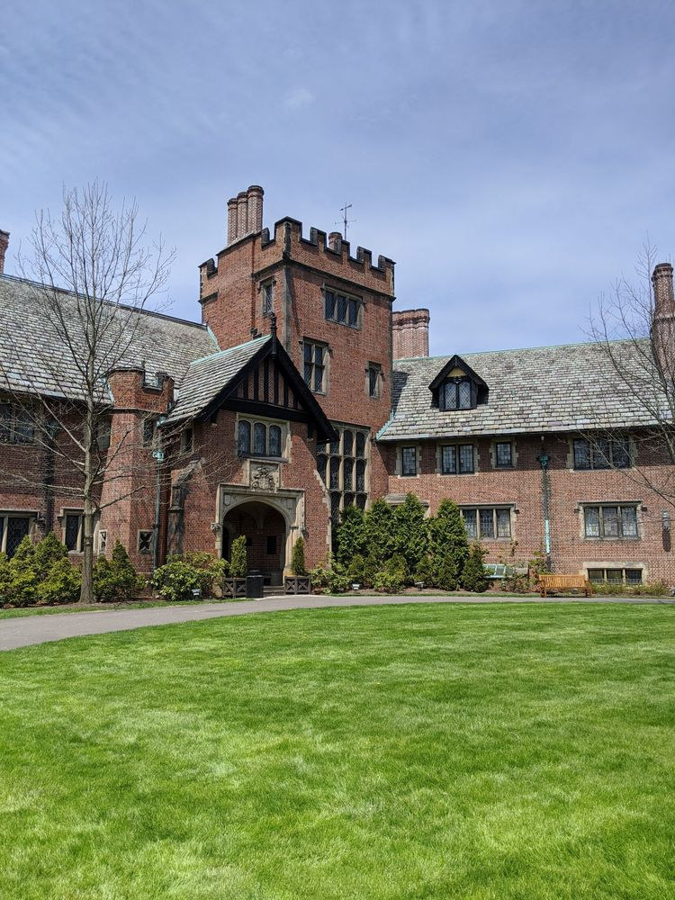Social Spots from Stan Hywet Hall & Gardens