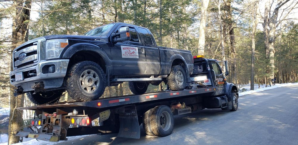 1 Stop Towing: 86 Holland Rd, Brimfield, MA