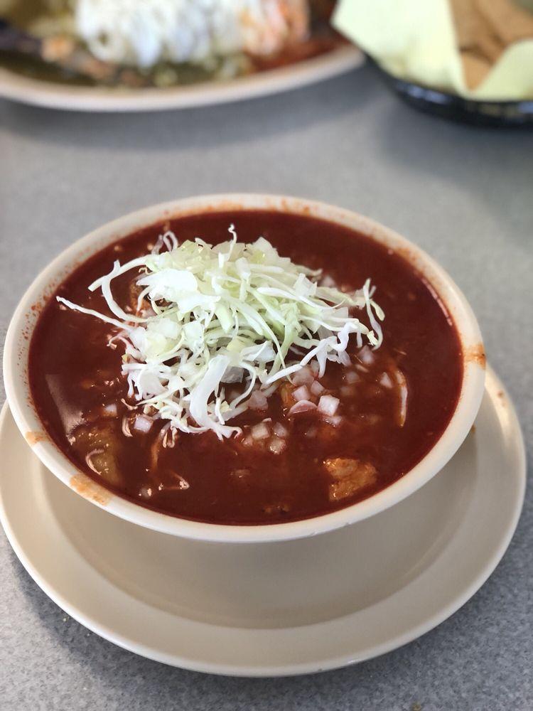 Alma Delias Restaurant: 15835 Old Valley Blvd, La Puente, CA