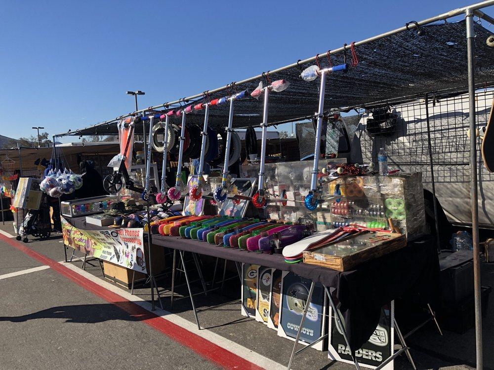 Bel-Air Swap-Meet: 17565 Valley Blvd, Fontana, CA