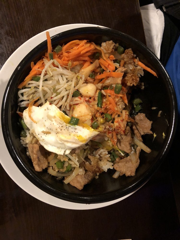 Food from Rice Bowl
