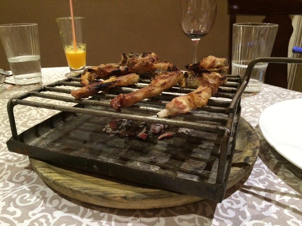 Yantar de la ribera 42 fotos cocina espa ola carrer for Cocina espanola