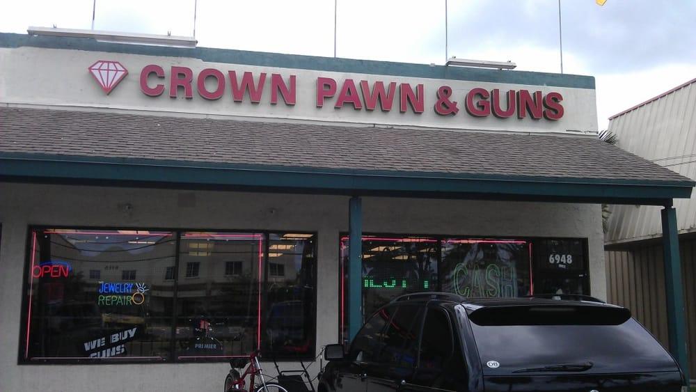 Crown Pawn Shop