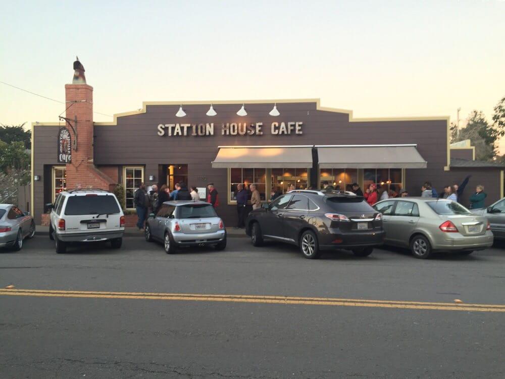 Point Reyes Station Station House Cafe