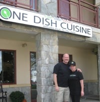 One Dish Cafe Ellicott City Md