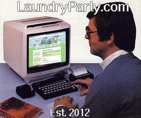 Laundry Party: 208 Race St, Holyoke, MA