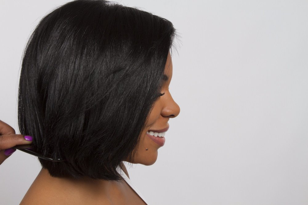 Pressed Natural Hair Care Salon Atlanta Ga