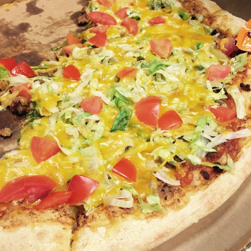 The Best Taco Pizza And FREE DELIVERY Yelp - Papa louie cuisine