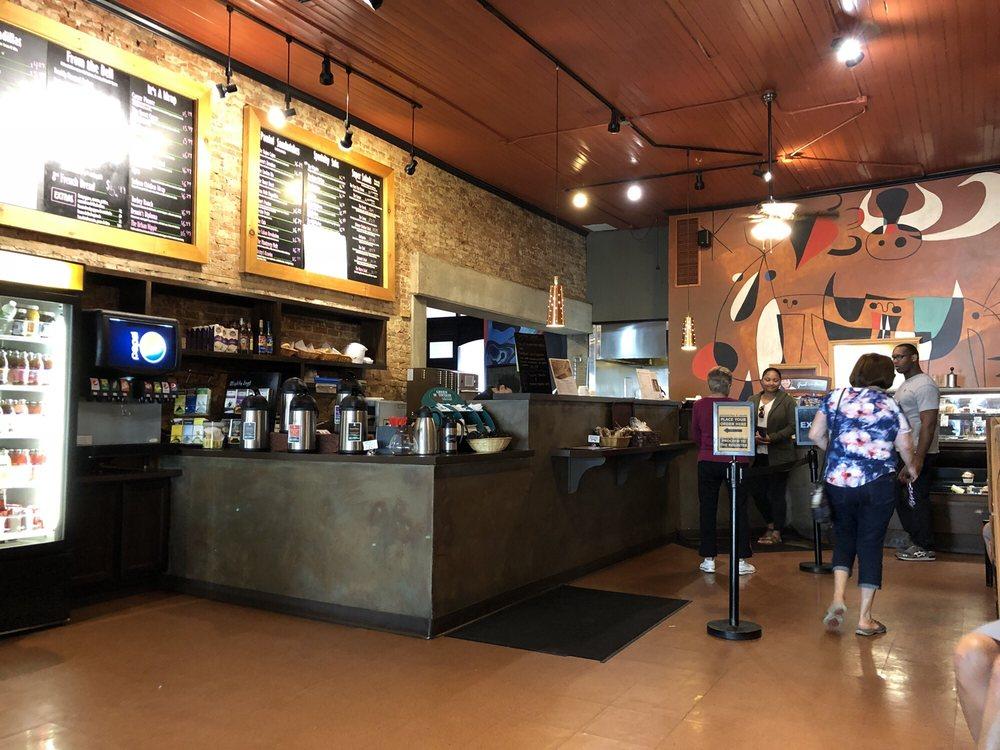 Port City Cafe & Bakery: 209 W 1st St, Oswego, NY