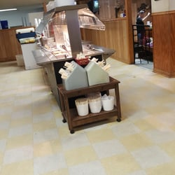 Photo of Swansea Coffee Shop - Swansea, SC, United States. The Buffet Area