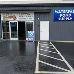 Photo Of Waterfall Pond Supply Mount Vernon Wa United States