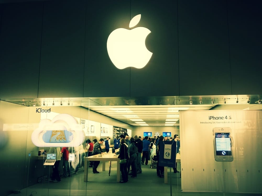 Apple Store In Fashion Fair Mall Fresno Ca