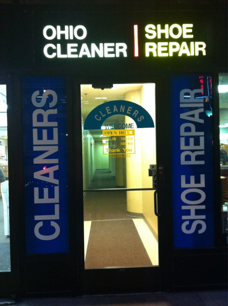 Grand Ohio Cleaners Shoe Repair