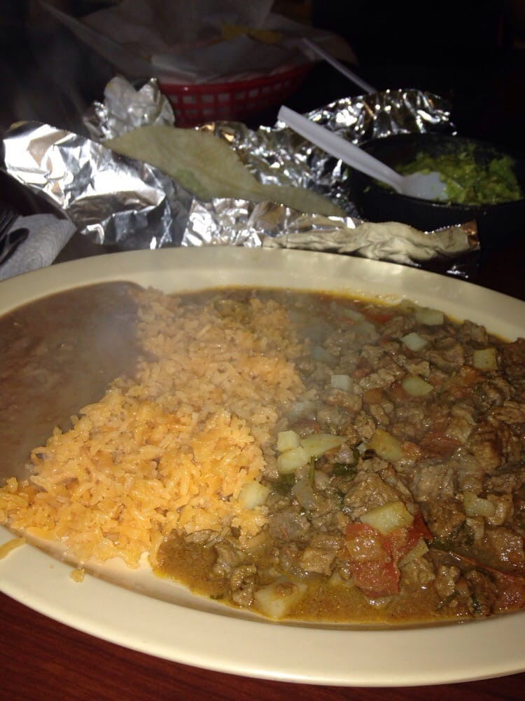 Mexican Food In Ruston La