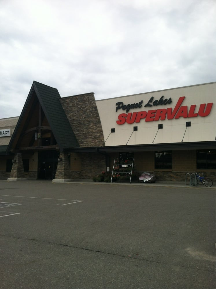 Pequot Lakes Supervalu Grocery Store: 30503 Hwy 371, Pequot Lakes, MN