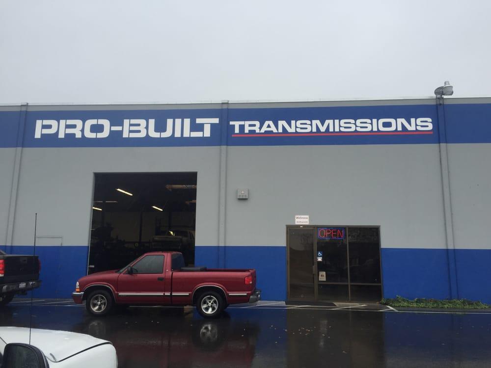Pro-Built Transmission
