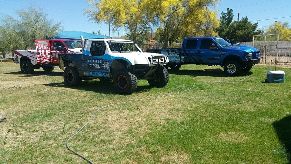 Reliable Diesel Auto Repair 3057 E Main St Mesa Az
