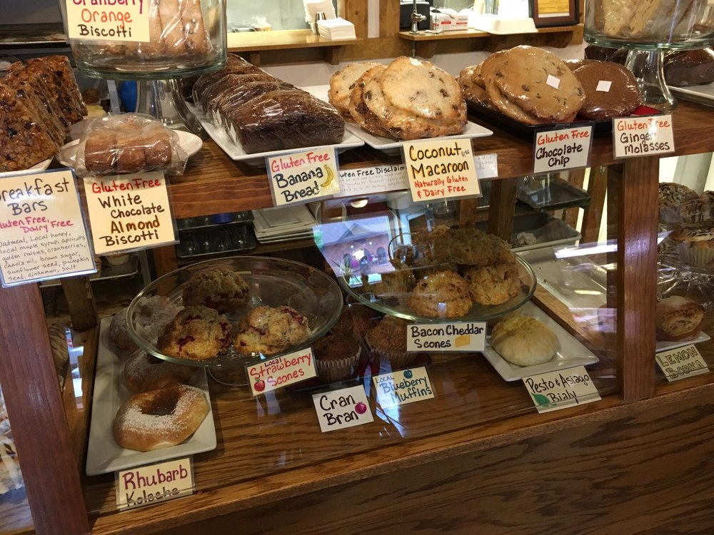 Coco Artisan Bakery & Good Eats: 146 W Bayfield St, Washburn, WI