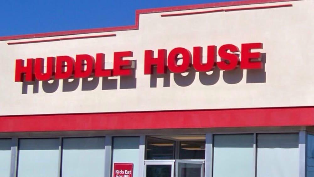 Huddle House: 4980 Highway 136 West, Trenton, GA
