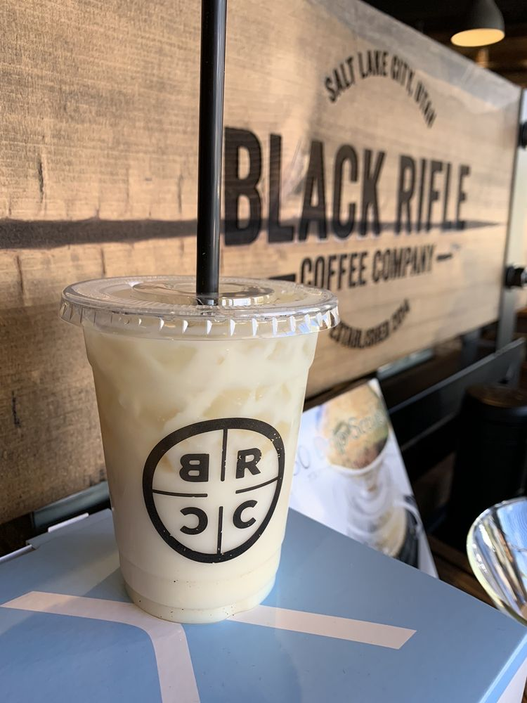 Social Spots from Black Rifle Coffee Shop