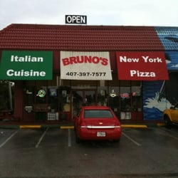 Bruno S Italian Restaurant