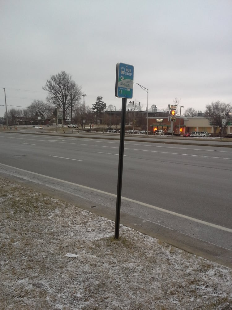 Lextran Bus Stop 865: 2900 Richmond Rd, Lexington, KY