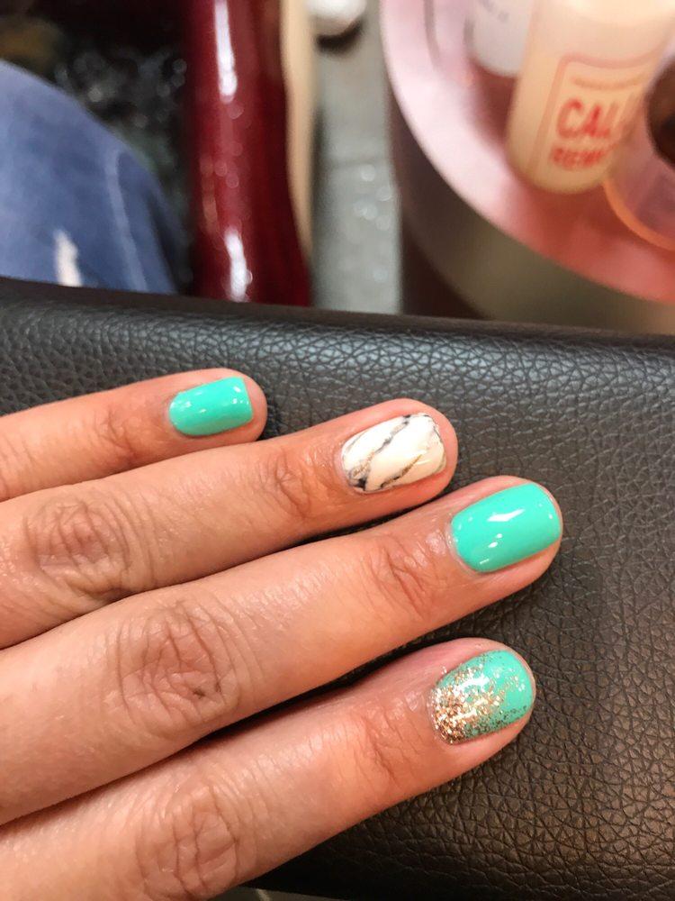 Couture Nails by Nancy: 625 S Burnside Ave, Gonzales, LA