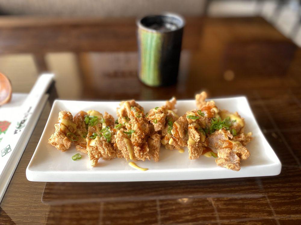 Food from Otsuka Ramen