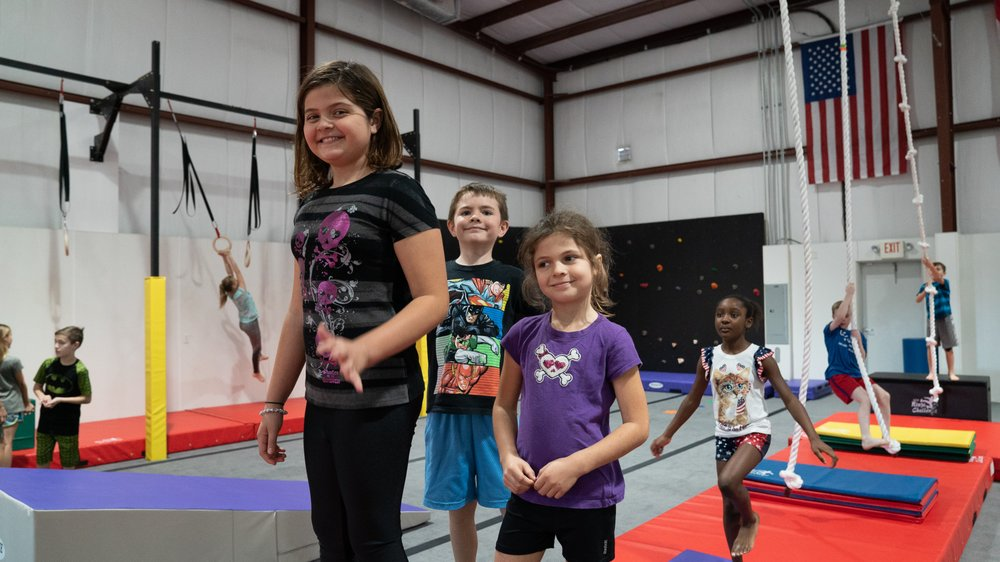 USA Ninja Challenge: 5047 Ulmerton Rd, Largo, FL