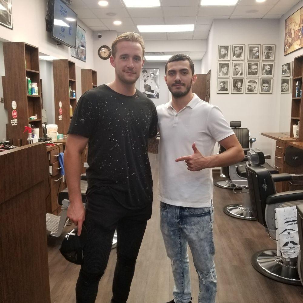 Gotham City Barber Shop: 336 W 57th St, New York, NY