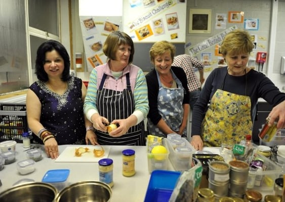 Peterborough cooking classes
